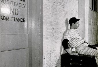 Joe DiMaggio, Yankee Stadium 1941