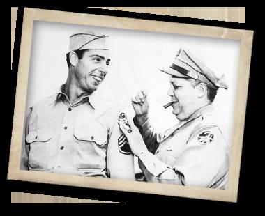 Joe DiMaggio - Armed Forces