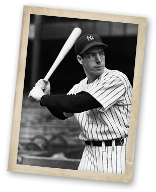 Joe DiMaggio - The Ballplayer
