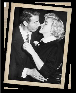 Joe DiMaggio - Marriages